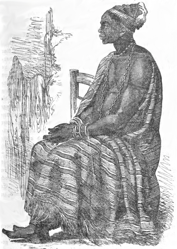 "The name of the author is not mentioned at all in this ""Missions-Bilder"" publication. Many passages are told from the perspective of a European who witnessed the described situations in Africa. The time span of the incidents runs from around 1820 to 1870. It tells a brief history of trans-Atlantic slavery, its British abolition, the colonization of West Africa from the Church Missionary Society (CMS) point of view, the Muslim Jihad, and focuses on Yorùbáland and its diaspora.  See ""Africa,"" Missions-Bilder. Vol. 3. Calw & Stuttgart: Bereinsbuchhandlung, 1864-1880."