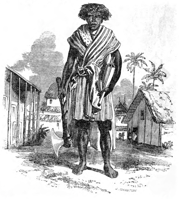 """The name of the author is not mentioned at all in this """"Missions-Bilder"""" publication. Many passages are told from the perspective of a European who witnessed the described situations in Africa. The time span of the incidents runs from around 1820 to 1870. It tells a brief history of trans-Atlantic slavery, its British abolition, the colonization of West Africa from the Church Missionary Society (CMS) point of view, the Muslim Jihad, and focuses on Yorùbáland and its diaspora.  See """"Africa,"""" Missions-Bilder. Vol. 3. Calw & Stuttgart: Bereinsbuchhandlung, 1864-1880."""