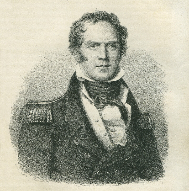 Bain Hugh Clapperton (18 May 1788 – 13 April 1827) was a Scottish naval officer and explorer of West and Central Africa.